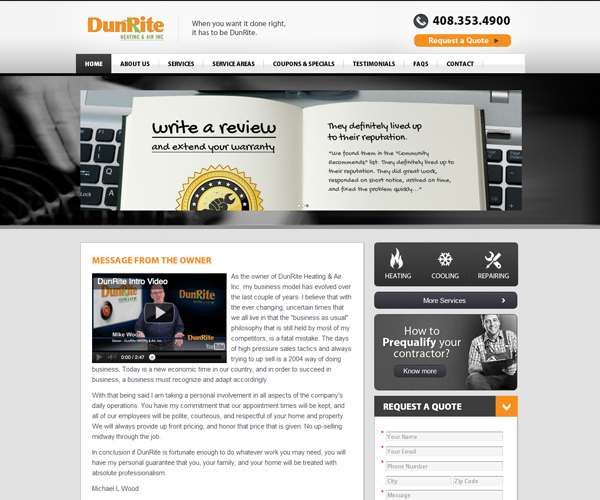 DunRite Heating & Air